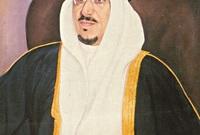 وفي عام 1953 توفى الملك عبد العزيز آل سعود ويتم مبايعة الأمير سعود ملكًا للمملكة