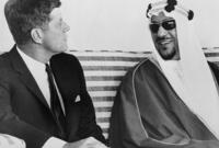 أنشأ الملك سعود وزارة المعارف وقام بتأسيس أول جامعة في الجزيرة العربية وهي جامعة الملك سعود في الرياض عام 1957