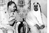 شهدت فترة حكمه عددًا كبيرًا من الأحداث السياسية في الدول العربية أبرزها العدوان الثلاثي على مصر عام 1956 واستقلال الجزائر عن فرنسا عام 1962