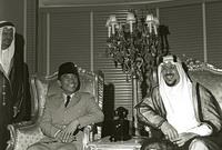 اهتم باقتصاد المملكة كثيرًا وشهدت السعودية في عهده نهضة كبيرة في مجال التشييد والبناء