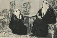 أصدر العلماء فتوى تنص على أن يبقى هو ملكًا على أن يقوم الأمير فيصل بتصريف جميع أمور المملكة الداخلية والخارجية بوجود الملك في البلاد أو غيابه عنها