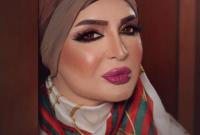 لقطات لها بالحجاب