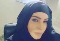 وبعد ذلك بعدة أيام أعلنت قرار ارتدائها الحجاب نهائيا فى 15 مايو 2018
