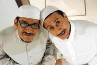 شكل مع الفنان عبد الله السدحان ثنائيًا ناجحًا دام 25 عام قدما فيها العديد من المسلسلات والمسرحيات الكوميدية أشهرها طاش ما طاش وأبيض وأسود