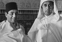 تم تنصيبه وليًا للعهد في حياة والده الملك محمد الخامس وتم نفيه مع والده إلى مدغشقر خلال فترة نضالهما لنيل المغرب لاستقلالها