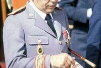 تعرض لمحاولة اغتيال في العام التالي عام 1972 حيث تعرضت الطائرة الملكية لهجوم جوي من قبل 6 طائرات حربية