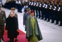  اشتهر الملك الحسن الثاني بإجادته التامة للغة الفرنسية حيث وُصف بأنه يتحدث بها أفضل من الفرنسيين أنفسهم