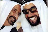 """بعد أكثر من محاولة، قرر الشيخ زايد، والشيخ راشد، أن يتحدا معًا، وكلفا المستشار القانوني لحكومة دبي حينها وهو """"عدي البيطار"""" بكتابة الدستور، ومن ثم دعوة الحكام مرة أخرى، فوافق جميع حكام الإمارات سوى حاكم رأس الخيمة."""