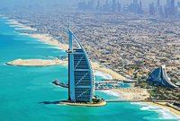 لقطات مختلفة للإمارات العربية المتحدة وكيف أصبحت بعد 47 عامًا في عيد الوطني (دبي)