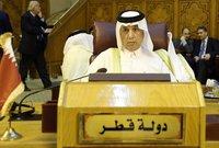 وشارك وزير الدولة للشؤون الخارجية القطري سلطان المريخي ممثلًا عن قطر في القمة