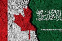 كما تم تعليق الرحلات الجوية من وإلى كندا من المملكة عبر خطوطها الجوية