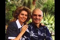 الملكة نور الحسين زوجة ملك الأردن الأسبق الحسين بن طلال