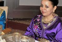 """""""الأميرة لالة أسماء"""" أميرة علوية من الأسرة المالكة في المغرب.. شقيقة الملك محمد السادس"""