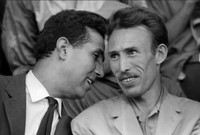 ثم تم انتخابه رئيسا للجمهورية في 15 سبتمبر عام 1963