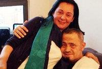 """قال عن زوجته """"أم وديع"""" أنها مسلمة سنية """"وأنه تزوجها بالمحكمة الجعفرية"""""""