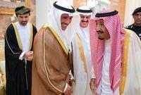 وقبل توليه مقاليد الحكم ترأس نحو 20 جمعية وهيئة خيرية ويحمل وشاح الملك عبد العزيز من الطبقة الأولى.