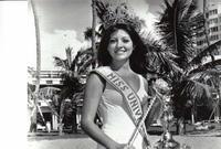 ولم يسمح لها بالحضور في مسابقة ملكة جمال الكون 1972، بعدما فرضت الحكومة قيودًا بسبب مخاوف من هجوم إرهابي
