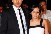 """كان يواعد """"أفانتيكا مالك"""" وأعلن خطوبته لها في سبتمبر 2009، وفي 2011 تزوجها في حفلة أقيمت ببيت عامر خان."""