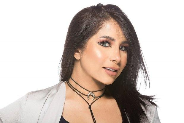مي البلوشي ممثلة كويتية من مواليد 14 سبتمبر 1970