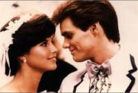 الأولى في عام 1987 من نادلة تدعى «ميليسا وومر» واستمر زواجهما 8 سنوات، وأنجبنا ابنتهما «جين ايرين كاري»
