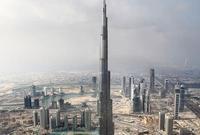 """برج """"خليفة"""" يعد أعلى بناء شيّده الإنسان وأطول برج في العالم بارتفاع 828 مترًا وأطلق اسم """" برج خليفة"""" عليه تكريما للشيخ خليفة على جهوده ودعمه اللامحدود لدبي!"""