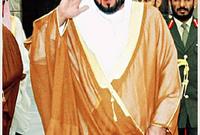 """من أقواله: """"إن القفزة النوعية التي حققتها دولة الإمارات، لم تكن وليدة ظروف طارئة بل هي تتويج لجهود مضنية وثمرة لاستراتيجية التطوير، التي صاغها وتابع مراحلها بعناية والدنا صاحب السمو الشيخ زايد بن سلطان"""""""