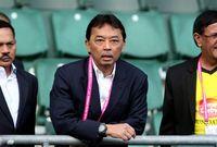 """منها رئيس الاتحاد الماليزي لكرة القدم، ونائب الرئيس التنفيذي للاتحاد الآسيوي لكرة القدم، ورئيس الاتحاد الآسيوي لهوكي الجليد، بالإضافة لعضوية اللجنة التنفيذية للاتحاد الدولي لكرة القدم """"الفيفا""""."""