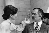 وتزوجت الملكة علياء طوقان، من الملك حسين بن طلال، في عام 1972، بعد فترة خطوبة دامت 4 أشهر، وأقاما حفلاً صغيرًا في مدينة عمان الأردنية