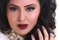 ولدت لأم مغربية وأب عراقي