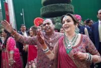 صور من فعاليات حفل الزفاف
