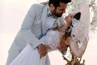 صور من زفافها