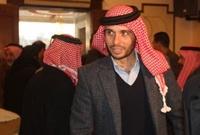تزوج الأمير حمزة مرتين وله 4 فتيات
