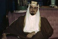 والملك فيصل والذي حكم بين 1964 - 1975
