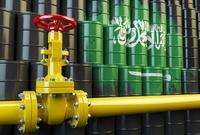 يمثل البترول نسبة تقارب الـ %50 من الناتج المحلي الإجمالي للمملكة