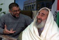 """أسس حركة المقاومة الاسلامية """" حماس """" مع الشيخ أحمد ياسين وخمسة آخرون عام 1987"""