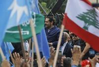 بعد اغتيال والده رفيق الحرير عام 2005 دخل إلى عالم السياسة