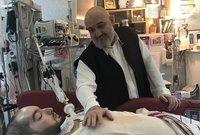 كان التشخيص الطبي أكد وفاته خلال 48 ساعة من الحادث ، لكنه ظل على قيد الحياة حتى تلك اللحظة