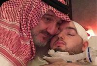 وفي عام 2015 قرر الأمير خالد نقله إلى المنزل إثر توفير غرفة مجهزة بأحدث وسائل الرعاية الطبية ليظل بجانبه