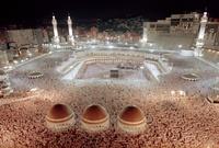تعد مكة المُكرمة أحد أضخم التجمعات البشرية في العالم