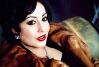 خلال مرضها، وفر لها الملك الحسن ملك المغرب السابق العناية الطبية، فهي كانت الصوت المفضل لديه