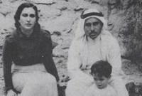 في عام 1934 تزوج الملك طلال بن عبد الله من الأميرة زين الشرف بنت جميل، وعمره 25 عامًا