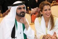 الأميرة هيا بنت الحسين زوجة الشيخ محمد بن راشد آل مكتوم نائب الرئيس الاماراتي رئيس مجلس الوزراء وحاكم دبي