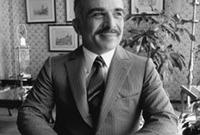 الملك الحسين بن طلال بن عبدالله بن حسين الهاشمي، ثالث ملوك الممكلة الأردنية