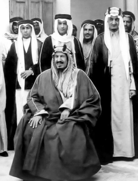 قبل أن يحكم آل سعود المملكة فقد كانت تابعة لعدة ممالك وإمارات مختلفة خلال عدة قرون