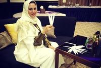 اختيرت منى أبو سليمان عام 2009 ضمن أكثر 500 امرأة مؤثرة في العالم