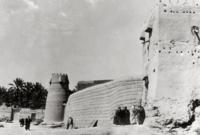 أول حكامها الإمام تركي بن عبد الله آل سعود الذي حكم فترتين الأولى بين 1818-1820 ، والثانية بين 1824-1834