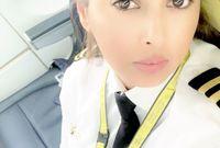 وفي مطلع عام 2018 عملت ياسمين في شركة نسما السعودية للطيران حيث اختيرت كطيارة سعودية تحت التدريب