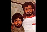 لجأ هو ووالده إلى أخواله في دبي فأقام فيها منذ عام 1972