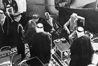 كما أصبحت السعودية دولة ذات ثقل سياسي كبير سواء في منطقة الشرق الأوسط والوطن العربي أو عالميًا
