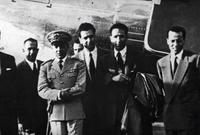 بعد حصول الجزائر على استقلالها عام 1962 قام بتأسيس حزب الثورة الاشتراكي